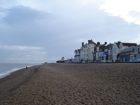 seaside - Aldeburgh Suffolk